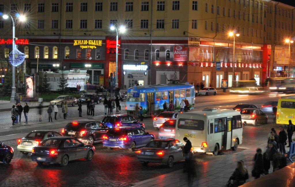 После 9 часов вечера жизнь в Екатеринбурге не останавливается, и жителям так же нужен предсказуемый и регулярный общественный транспорт.