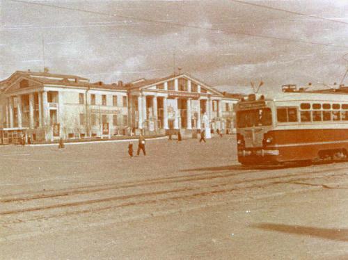 Вагон МТВ-82 на Эльмаше